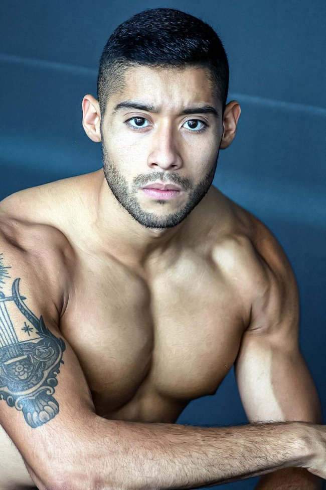 Male Model Los Angeles   Bryan D Semi-Professional Model