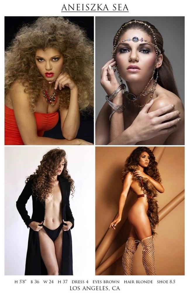 Fashion Model Los Angeles   Adelene R Professional Model