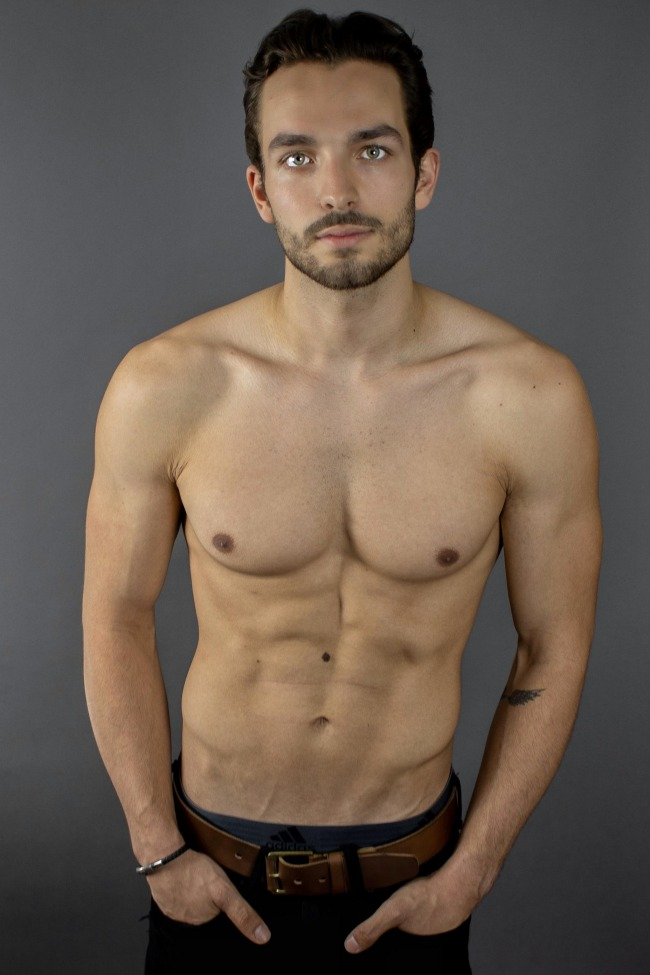 Sean Bieschke - male models galleries